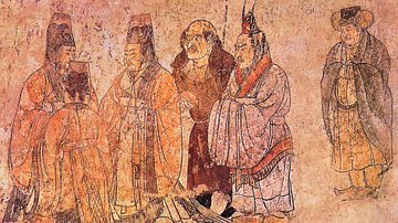 Ancient Korean & Chinese Relations