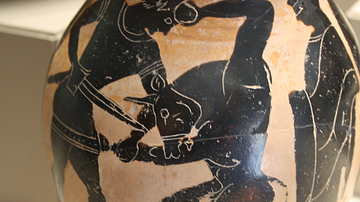 Theseus & the Minotaur: More than a Myth?