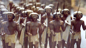 Egyptian Warriors