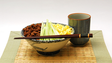 Food & Agriculture in Ancient Japan