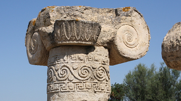 Ionic Capital, Metapontum