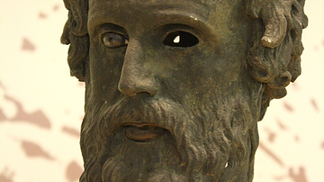 Head of a Philosopher, Brundisium