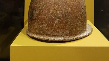 Helmet from The Battle of The Aegates Islands