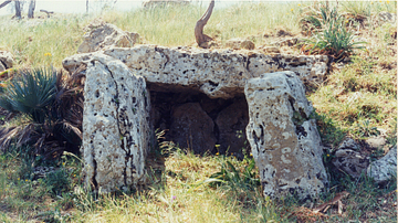 The Dolmens of Sicily