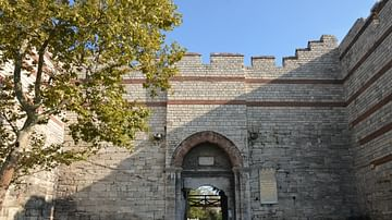 Gate, Theodosian Walls