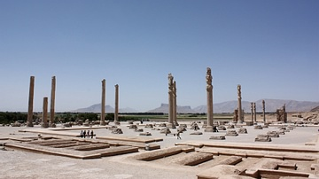 Alexander the Great & the Burning of Persepolis