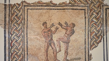 Boxing in the Roman Empire