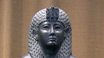Cleopatra as Isis-Aphrodite