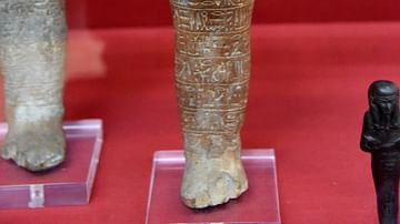 Shabti of Ramesses VI