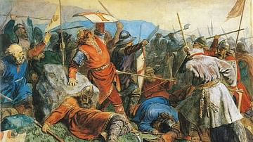 The Battle of Stiklestad