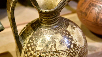 Jug from Gordion, Tumulus K III