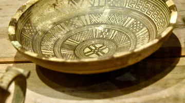 Bowl from Gordion, Tumulus K III