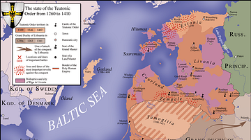 Northern Crusades, 1260-1410 CE