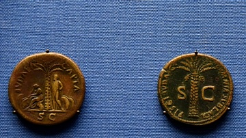 Roman Coins Referring to Judaea, Minted at Rome