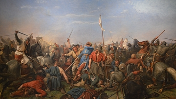 Battle of Stamford Bridge by Arbo