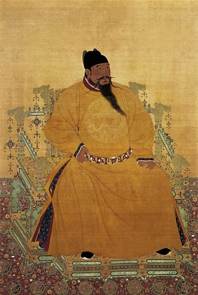 Yongle Emperor (by Unknown Artist)