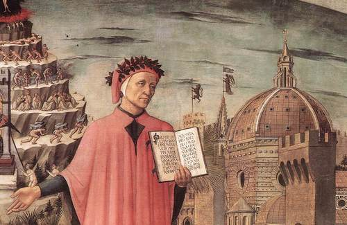 Dante, Florence Cathedral