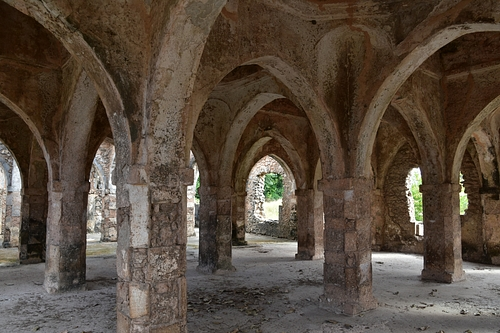 Great Mosque, Kilwa