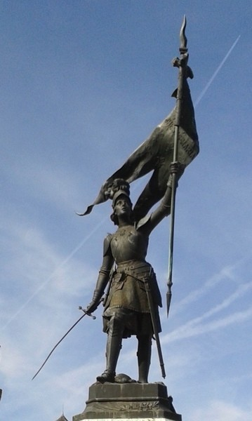 Joan of Arc Statue, Beaugency