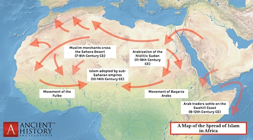 The Spread of Islam in Africa
