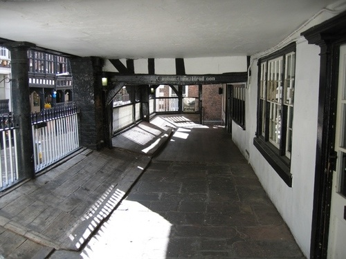 Watergate Row Chester