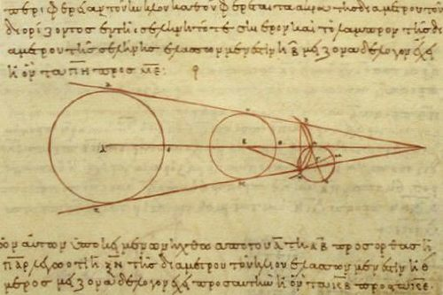 Theories of Aristarchus (by Konstable, CC BY-SA)