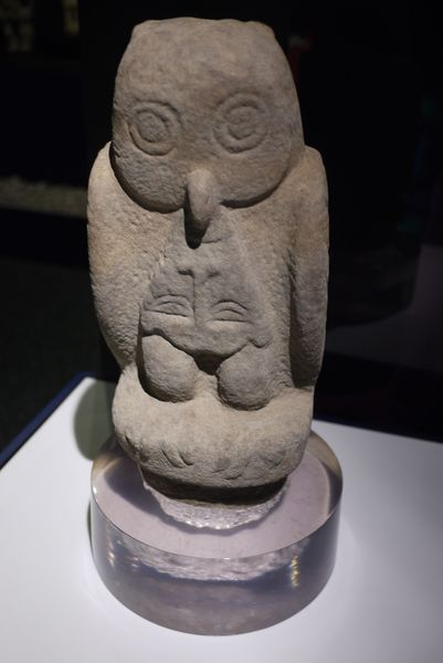 Bird Figure, Jade Museum