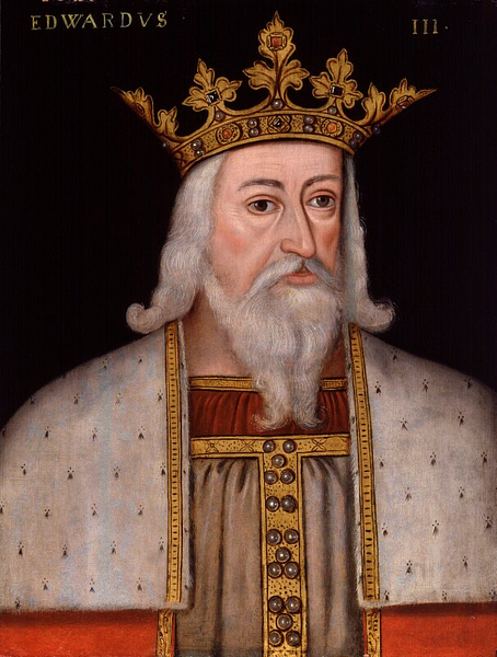 King Edward III of England (by National Portrait Gallery, CC BY-NC-ND)