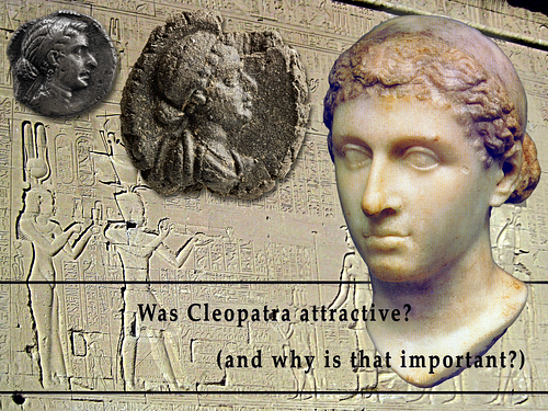 Cleopatra in Ancient Portraiture
