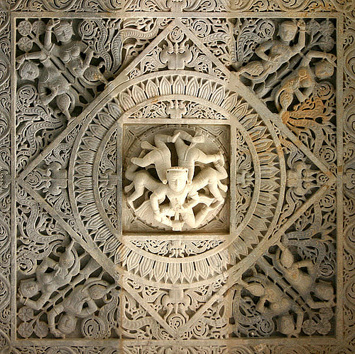 Jain art (by user:Flicka, CC BY-SA)