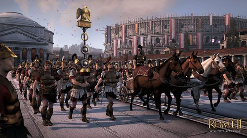 Roman Victory Procession (by The Creative Assembly)