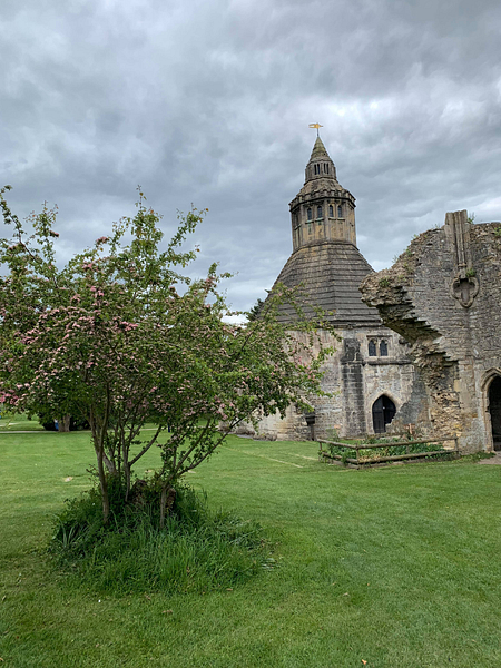 The Abbot's Kitchen - Glastonbury Abbey