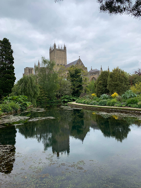 Wells Pools and Wells Cathedral