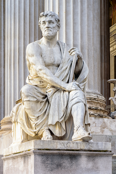 Modern Statue of Tacitus (by SPÖ Presse und Kommunikation, CC BY-ND)