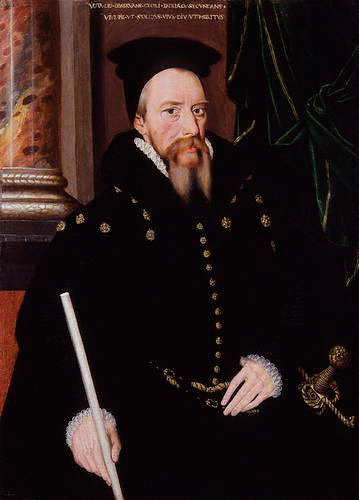 William Cecil, Baron Burghley
