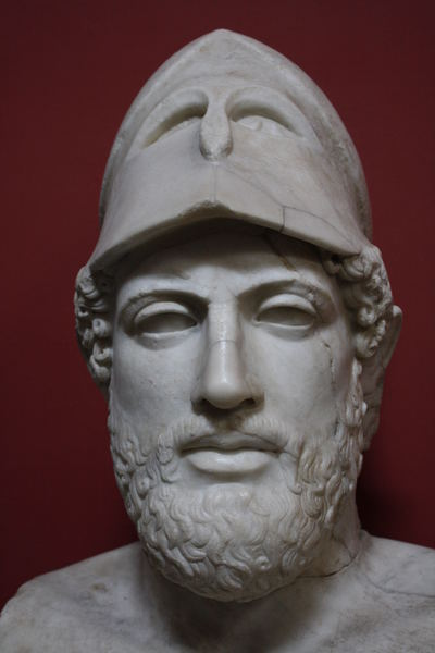 Pericles (by Mark Cartwright, CC BY-NC-SA)