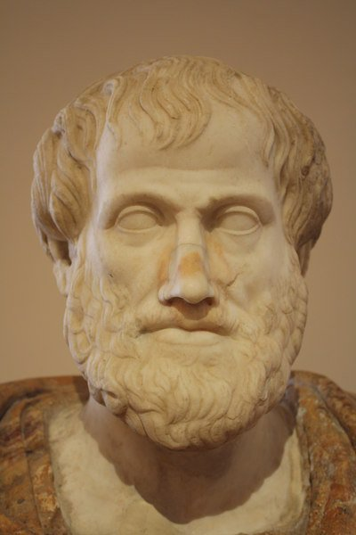 Aristotle Bust by Lisippo