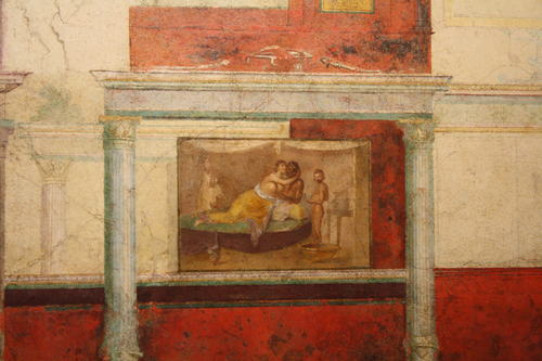Cubiculum Fresco, Villa of the Farnesina, Rome
