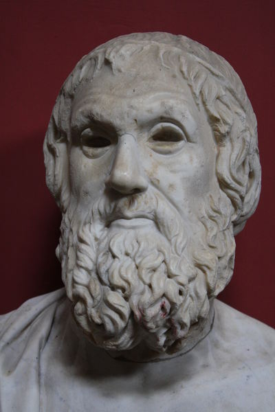 Sophocles (by Mark Cartwright, CC BY-NC-SA)