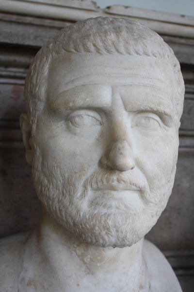 Gordian I (by Mark Cartwright, CC BY-NC-SA)