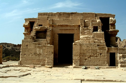 The Temple of Hathor