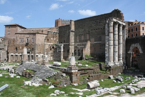Temple of Mars Ultor, Rome