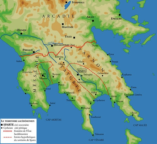 Spartan Territory (by Marsyas, CC BY-SA)