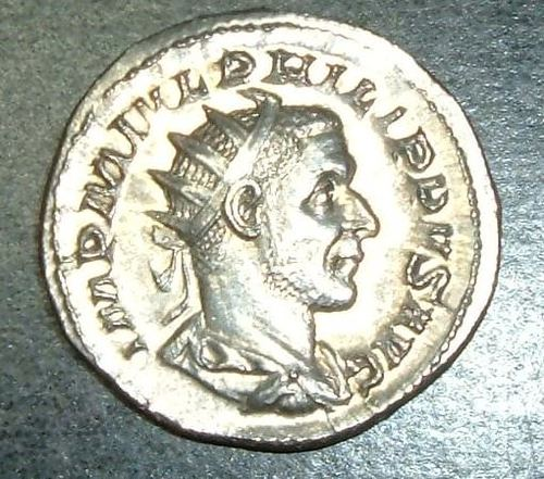 Roman Coin of Philip the Arab