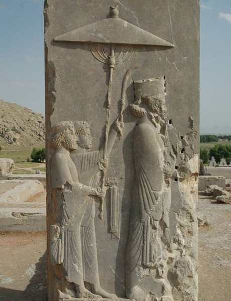 Xerxes I Relief (by Jona Lendering, CC BY-SA)