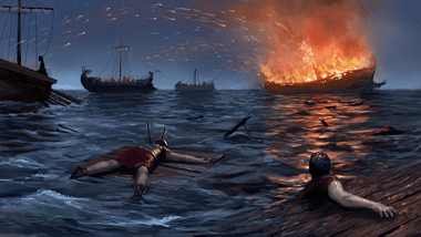 Roman Naval Warfare (by CA, Copyright)