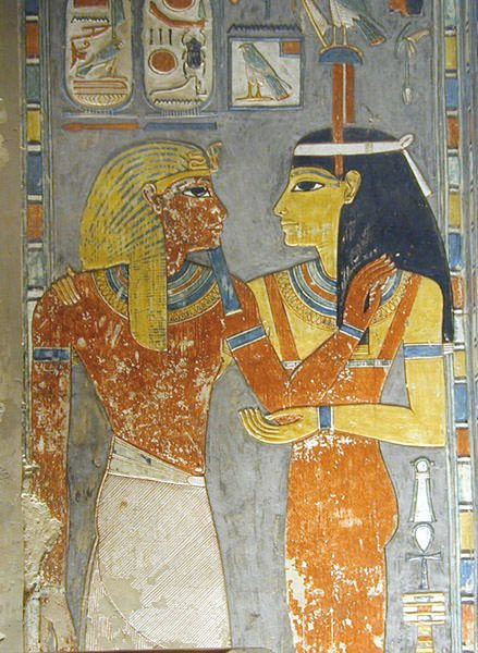 The Tomb of Horemheb