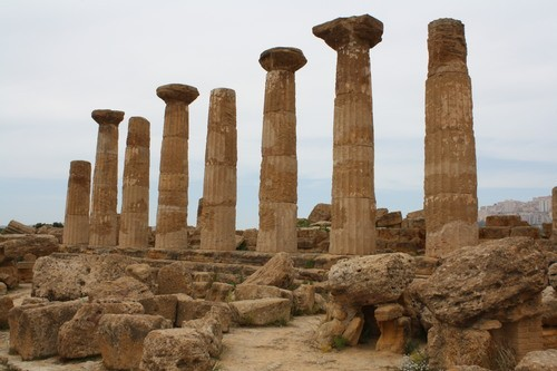 Temple of Hercules, Agrigento