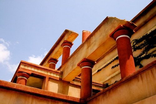 Knossos (by sagaYago, Copyright)