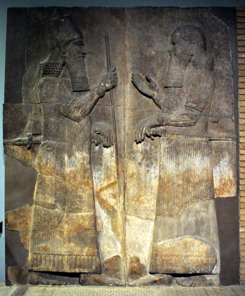 Sargon II and Sennacherib